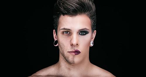 化妆的魅力
